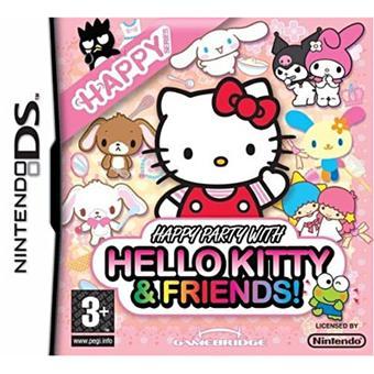 HELLO KITTY HAPPY PARTY DS