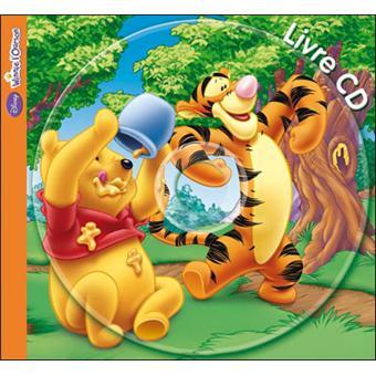 Winnie L Ourson Livre Avec Un Cd Audio Winnie Et L Arbre A Miel Mon Petit Livre Cd