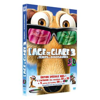 Ice age 3 - Dawn of the dinosaurs 3D-Edition