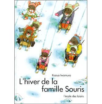 La famille SourisL'hiver de la famille souris