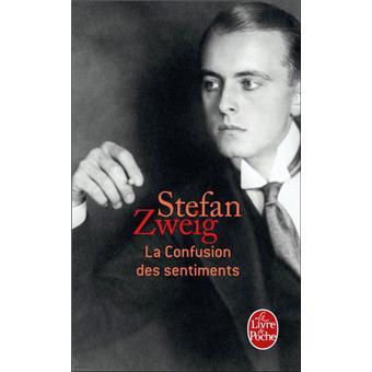 La Confusion Des Sentiments De Stefan Zweig Pdf