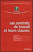 Les contrats de travail et leurs clauses