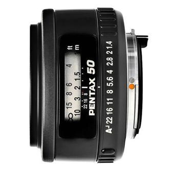Pentax Smc FA 50mm f/1.4 Reflex Lens