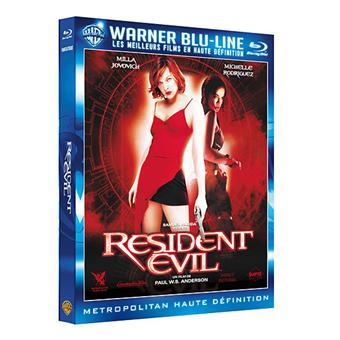 Resident EvilResident evil - Inclus bonus