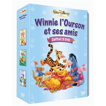 Coffret winnie l 39 ourson et ses amis volume 1 dvd zone - Rideau winnie l ourson castorama ...