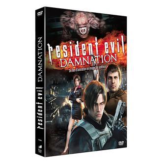 Resident EvilResident Evil : Damnation