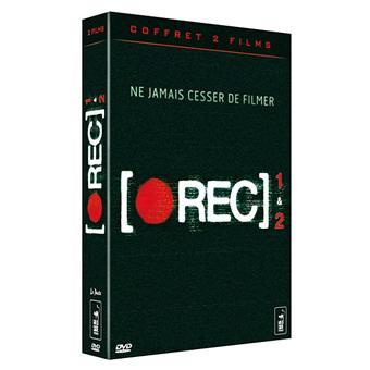[REC.][Rec] - [Rec] 2 - Coffret