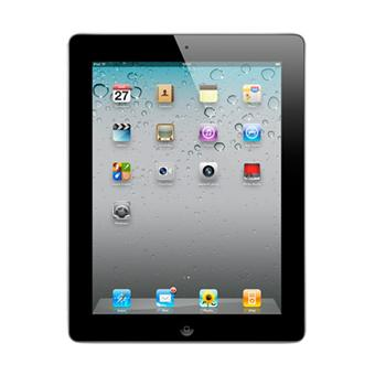 apple ipad 2 noir 9 7 led 64 go wifi 3g tablette tactile. Black Bedroom Furniture Sets. Home Design Ideas