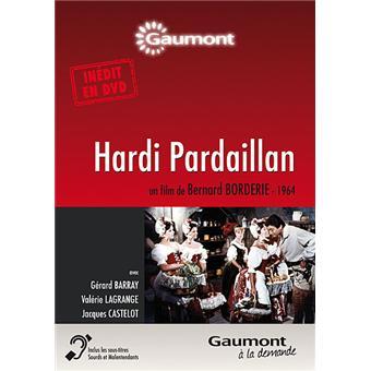 Hardi Pardaillan ! DVD
