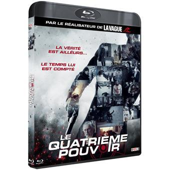Le quatrième pouvoir - Blu-Ray