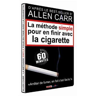 La M 233 Thode Simple Pour En Finir Avec La Cigarette Dvd