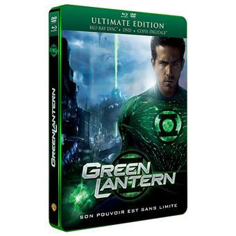Green Lantern - Combo Blu-Ray + DVD - Ultimate Edition