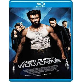 X-Men Origins : Wolverine - Blu-Ray