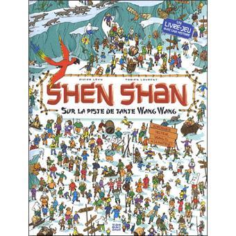 Shen ShanSur la piste de tante Wang Wang