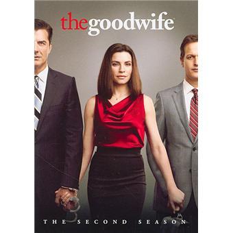 The Good WifeThe Good Wife - Coffret intégral de la Saison 2 - Import US - DVD Zone 1