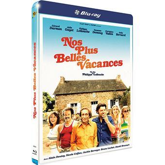 Nos plus belles vacances Blu-ray