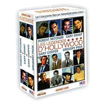 Coffret Légendes d'Hollywood