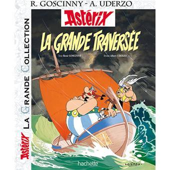 AstérixAstérix La Grande Collection - La grande traversée