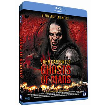 Ghosts of Mars - Blu-Ray