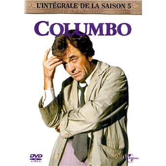 ColumboColumbo - Coffret intégral de la Saison 5