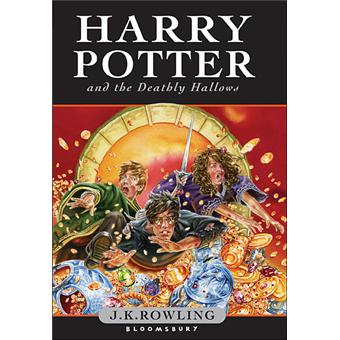 Harry Potter Tome 7 Harry Potter And The Deathly Hallows