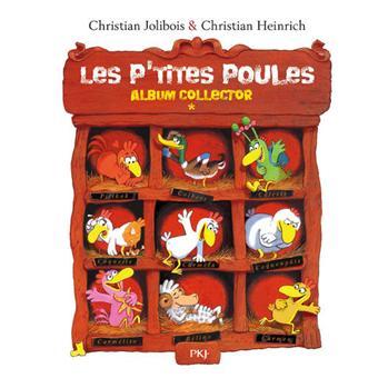 Les p'tites poulesLes P'tites Poules - Album collector (tomes 1 à 4)