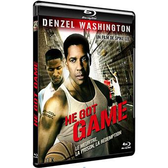 He got game - Blu-Ray