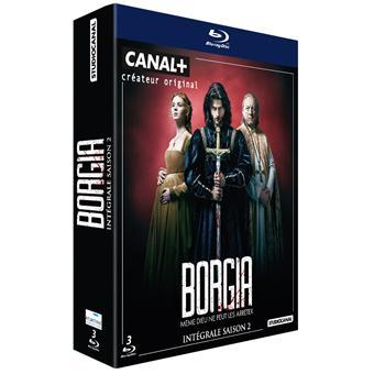 BorgiaBorgia - Coffret intégral de la Saison 2 - Blu-Ray