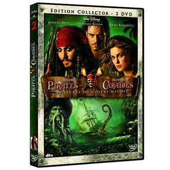 Pirate Des CaraïbesPirates des Caraïbes 2 - Le Secret du coffre maudit - Edition Collector