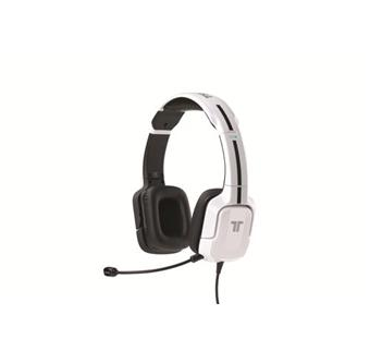 casque micro kunai blanc tritton technologies pour ps3 ps4. Black Bedroom Furniture Sets. Home Design Ideas