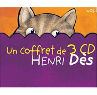 Henri Dès volume 1