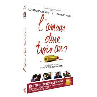 L'amour dure trois ans - Edition Spéciale Fnac