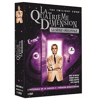La Quatrième dimensionLa Quatrième dimension - La Série Originale - Coffret intégral de la Saison 4