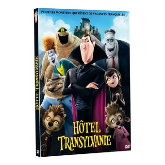 Hôtel TransylvanieHôtel Transylvanie DVD