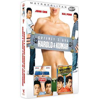 Coffret Harold & Kumar DVD