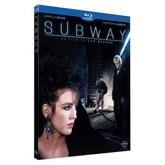 Subway Blu-ray