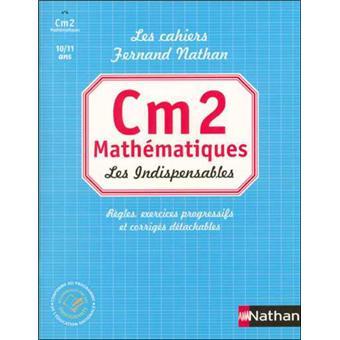 Cahiers fernand maths cm2