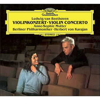 Beethoven: Violin Concerto in D major, Op. 61 - CD