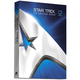 Star TrekStar Trek - Coffret intégral de la Saison 2