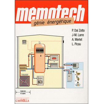 memotech genie energetique