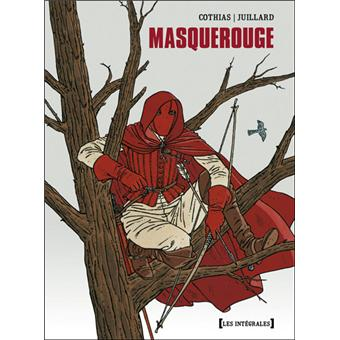 MasquerougeMasquerouge - Intégrale Tomes 01 à 03