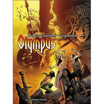 OlympusLa boîte de Pandore