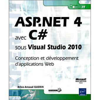 ASP.NET 4 avec C Sharp sous Visual Studio 2010