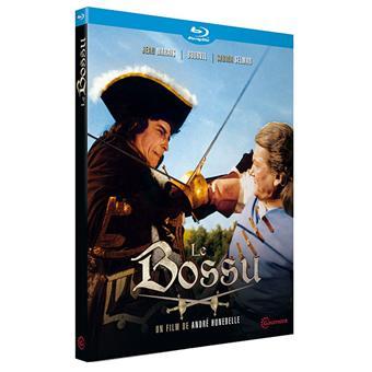 Le Bossu Blu-ray