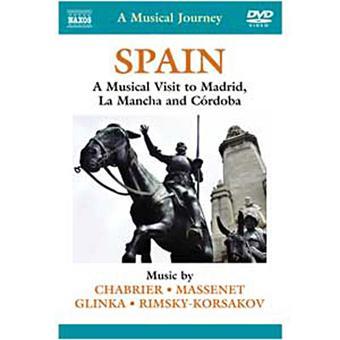 A MUSICAL JOURNEY: SPAIN