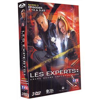 Les Experts Las VegasCoffret de la Saison 3 - Volume 2
