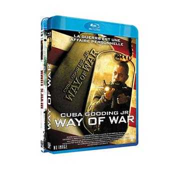 Coffret Devil's tomb + Way of war Blu-Ray