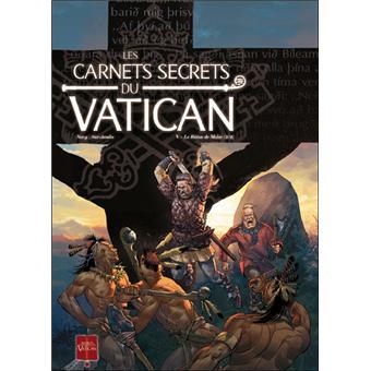 Les carnets secrets du VaticanLes carnets secrets du Vatican