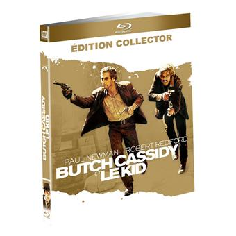 Butch Cassidy et le kid Digibook Blu-ray