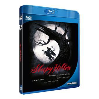 Sleepy Hollow - Blu-Ray